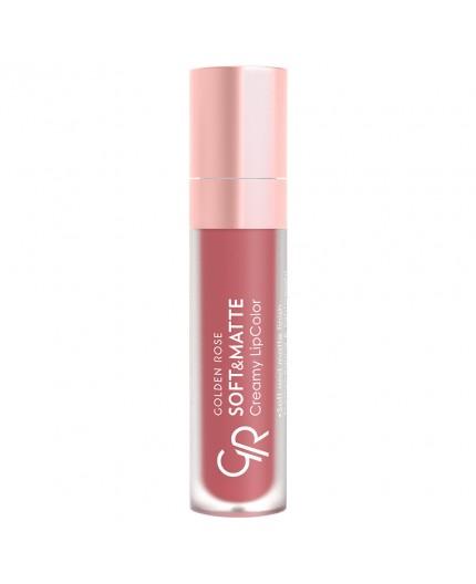 Golden Rose Soft & Matte Creamy LipColor