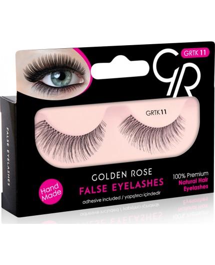 Golden Rose False Eyelashes 11