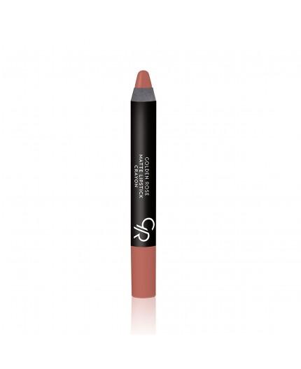 Golden Rose Matte Lipstick Crayon