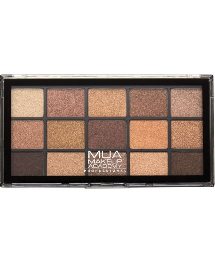 Mua Makeup Academy Pro 15 Shade Eyeshadow Palette Metal Wonder