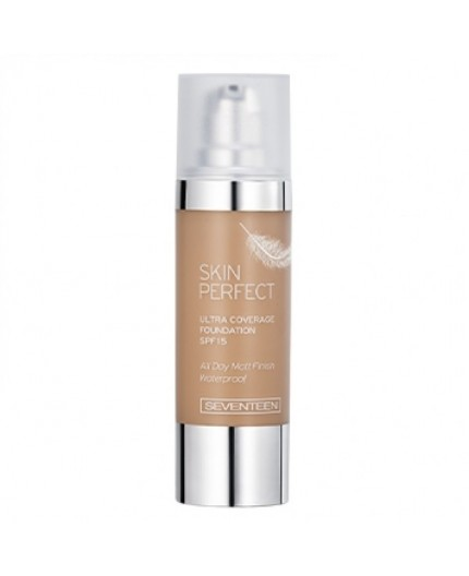 Seventeen Skin Perfect Ultra Coverage Waterproof Foundation