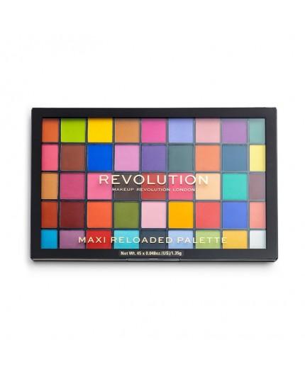 Make Up Revolution Maxi Reloaded Palette Monster Mattes