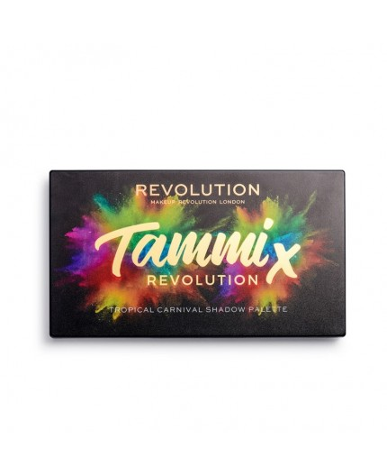 Make Up Revolution x Tammi Tropical Carnival Palette