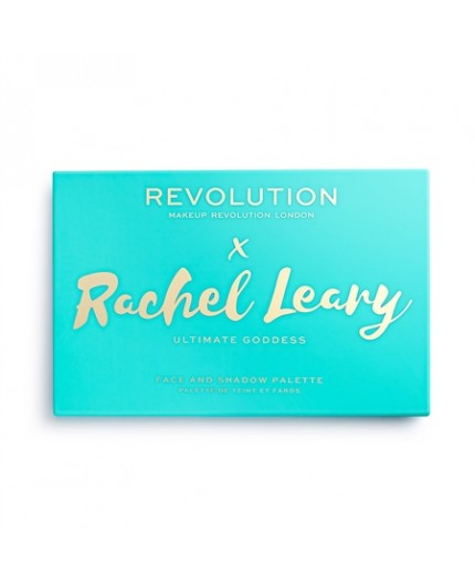 Make Up Revolution x Rachel Leary Ultimate Goddess Palette