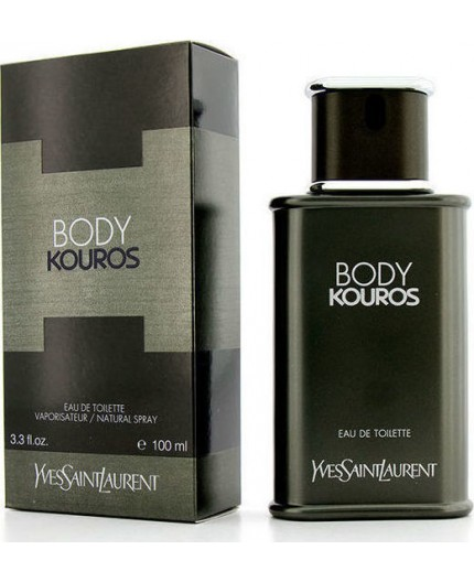 Yves Saint Laurent Body Kouros Eau De Toilette 100ml