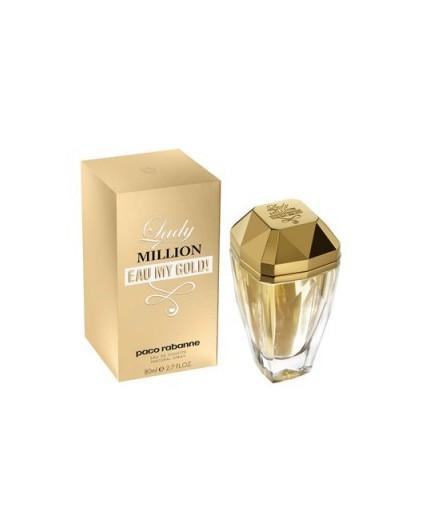 Paco Rabanne Lady Million Eau My Gold Eau De Toilette 30ml