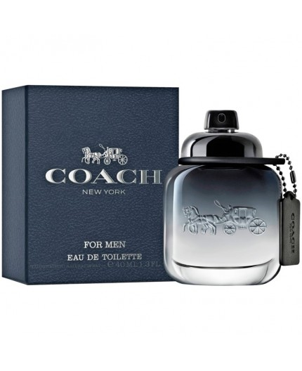 Coach For Men Eau De Toilette 40ml