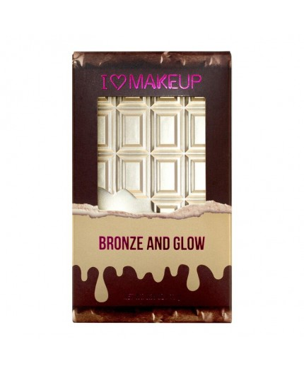 I ♥ Revolution Mini Bronze and Glow 11g