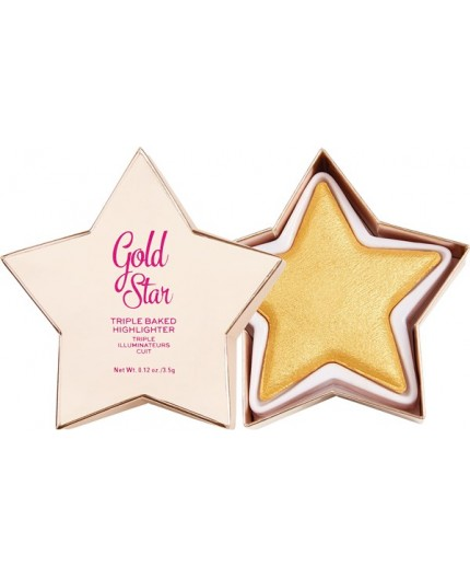 I ♥ Revolution Star Show Highlighter Gold Star 3,5gr