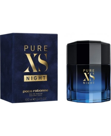 Paco Rabanne Pure Xs Night Eau De Parfum 100ml