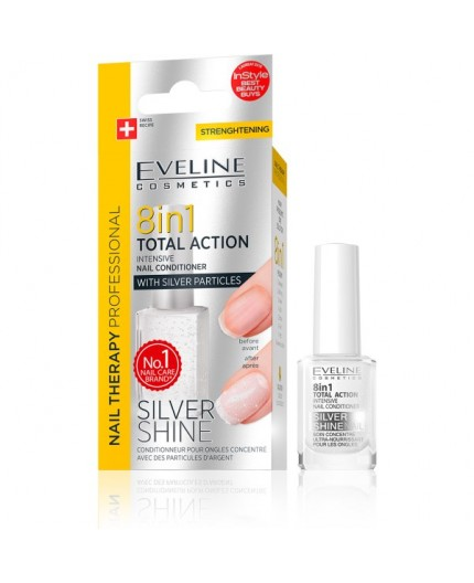 copy of Eveline Nail Therapy - Dry, Hard And Shine Nail Polish 12ml
