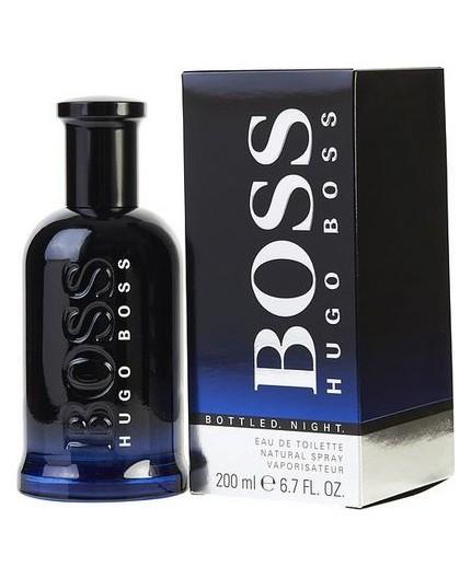 Hugo Boss Bottled Night Eau de Toilette 200ml