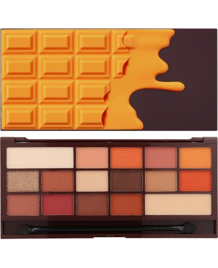 Makeup Revolution I Heart Revolution Chocolate Orange Palette