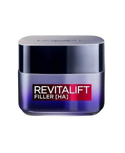 L' Oreal Revitalift Filler HA Συσφικτική Κρέμα Προσώπου Νύχτας 50ml