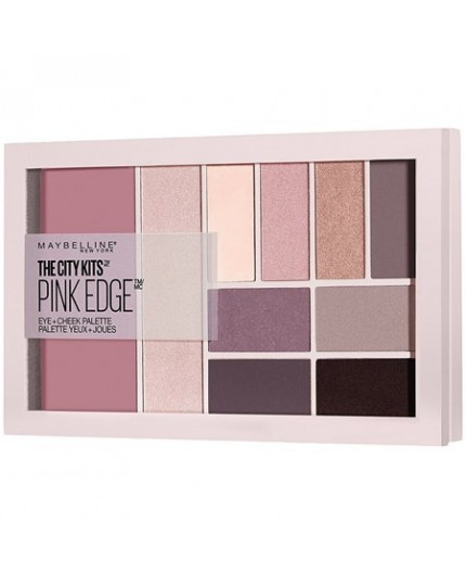 Maybelline City Kits Palette Pink Edge