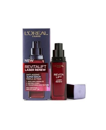 L' Oreal Revitalift Laser Renew Ορός Αντιγήρανσης Προσώπου 30ml