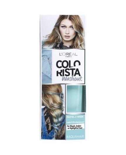 L'Oreal Colorista Washout Aqua 80ml