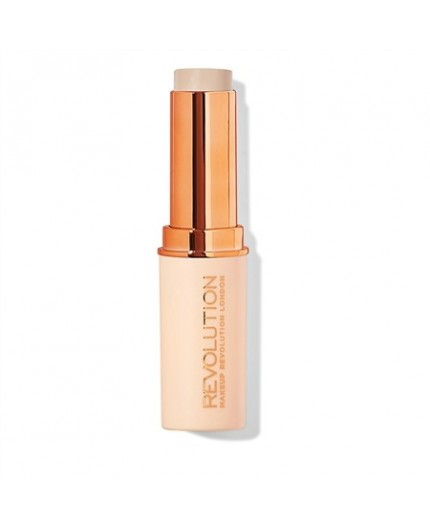 Makeup Revolution Fast Base Stick Foundation F1 6.2gr