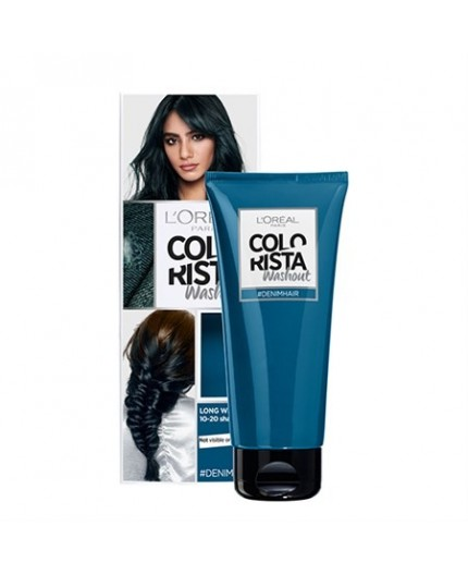 L'Oreal Colorista Washout Denim Blue 80ml