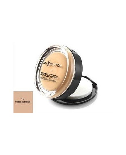 Max Factor Miracle Touch Make Up No 45 Warm Almond 11,5gr