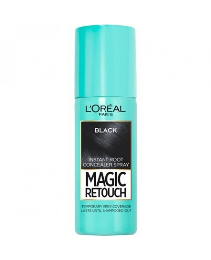 L'Oreal Professionnel Magic Retouch Black (Μαύρο) 75ml