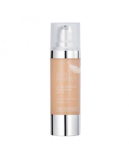 Seventeen Skin Perfect Ultra Coverage Waterproof Foundation