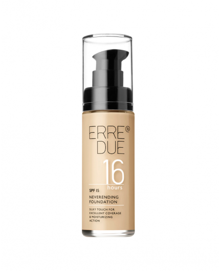Erre Due Neverending Foundation 16 Hours SPF 15 30ml