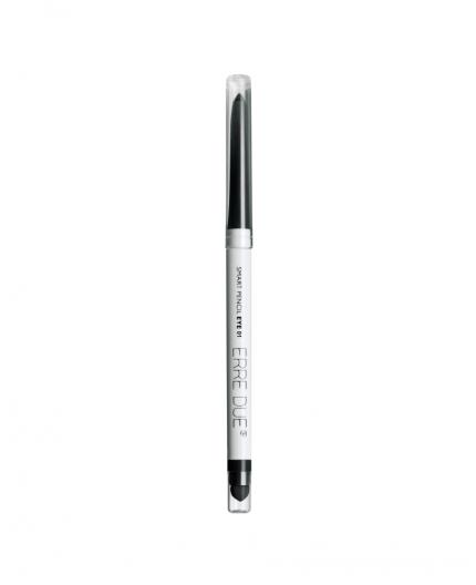 Erre Due Smart Eye Pencil 01 Black