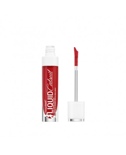 Wet n Wild Mega Last Liquid Catsuit High-Shine Lipstick
