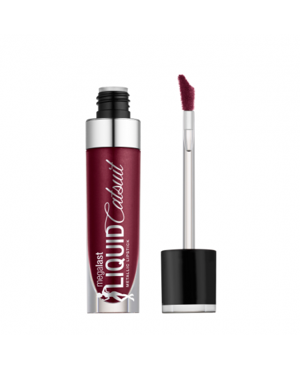Wet n Wild Mega Last Liquid Catsuit Lipstick – Endless Glow Limited Edition