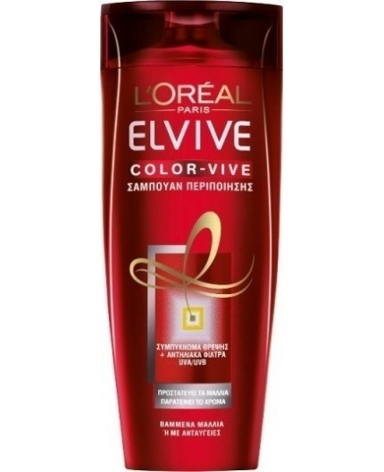 L'Oreal Elvive Color Vive Σαμπουάν 400ml