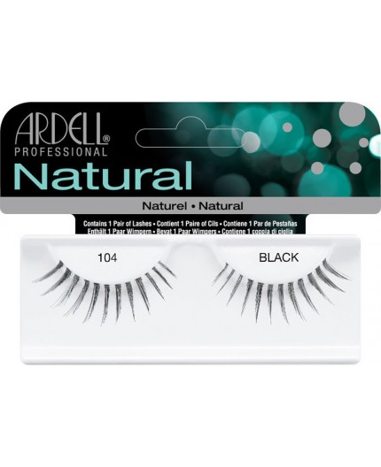 Ardell Natural 104 Black