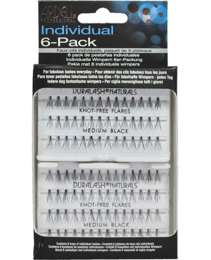 Ardell Individual 6-pack Medium Black