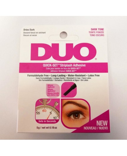 """Ardell Duo quick Μαύρη """"New"""""""