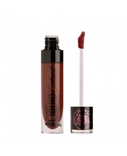 Wet n Wild Mega Last Liquid Catsuit Matte Lipstick – Rebel Rose Limited Edition