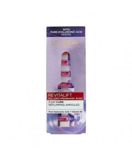 L'Oreal Revitalift Filler Ampoules 7x1.3ml