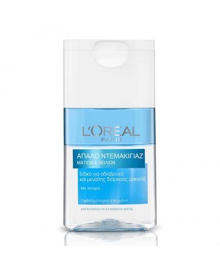L'Oreal Gentle Waterproof Eye Make-Up Remover 125ml