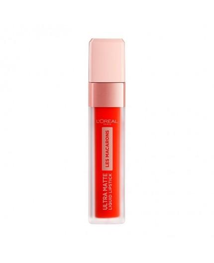 L'Oreal Les Macarons Ultra Matte Liquid Lipstick 7.6ml